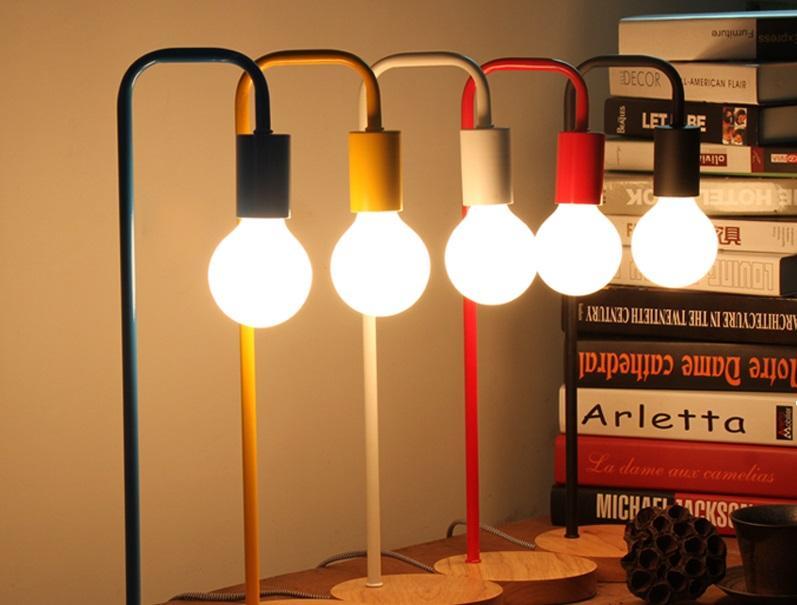 Современные лампы накаливания