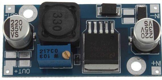 Стабилизатор тока Lm2596