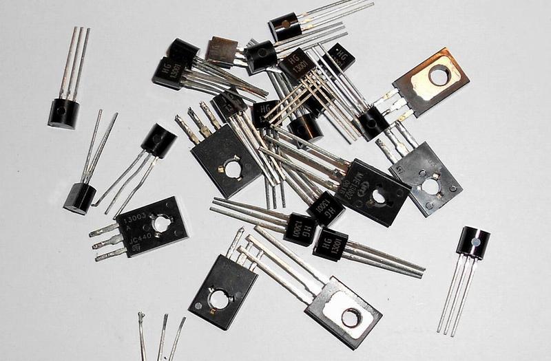 Транзисторы для энергосберегающих ламп