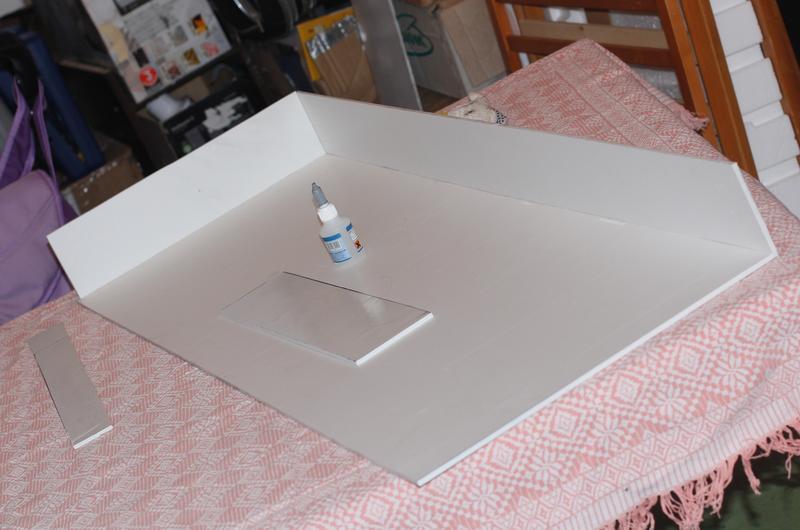 Пластиковая панель из ПВХ в качестве материала