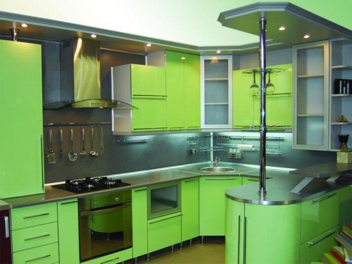 Козырек для кухонного гарнитура