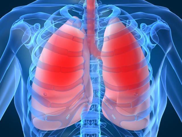 Поражение органов дыхания ртутью