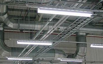 Светодиодные светильники для производственных помещений