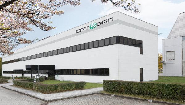 Здание компании Оптоган