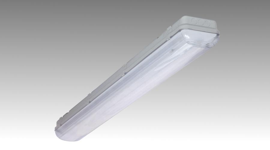 Защищенный от пыли и влаги светильник