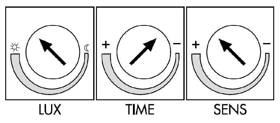 Потенциометры для настройки ДД