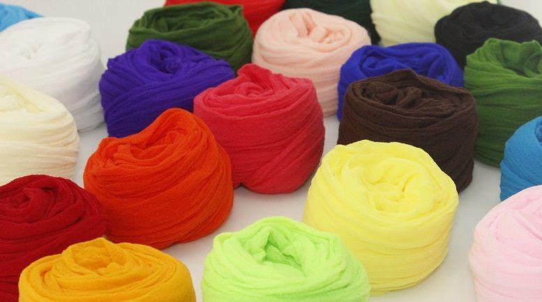 Разноцветный капрон