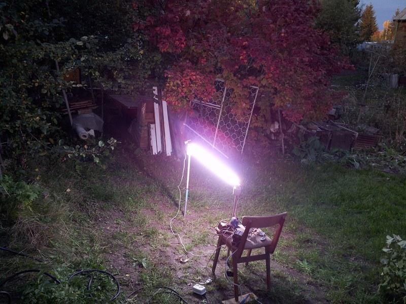 Ксеноновая лампа ДКсТ