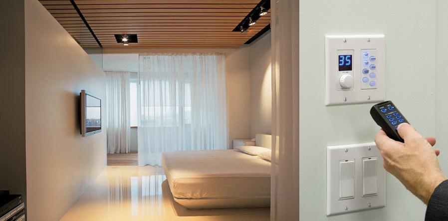 Сенсорное управление светом в квартире