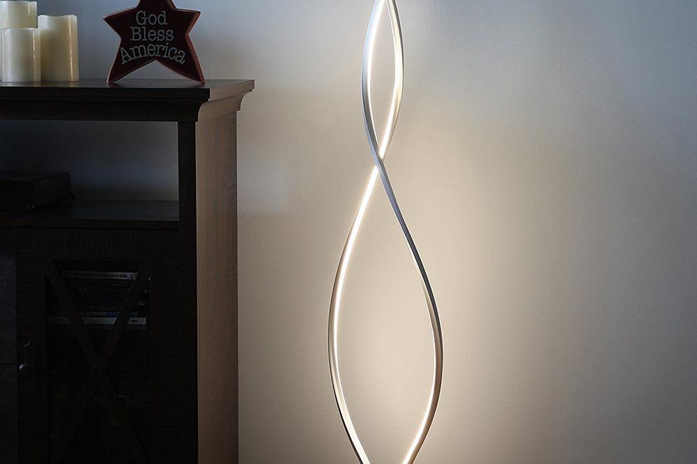Диодные напольные светильники