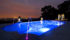 Подсветка для бассейна