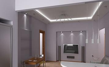 Подсветка потолка светодиодная