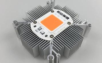 Радиатор для светодиодов