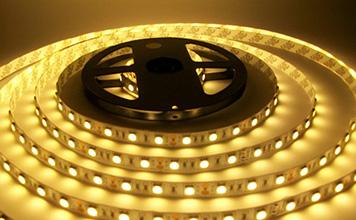 Светодиодная лента от батареек
